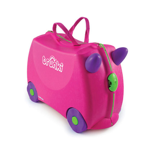 Trunki Ride-On Pink Trixie