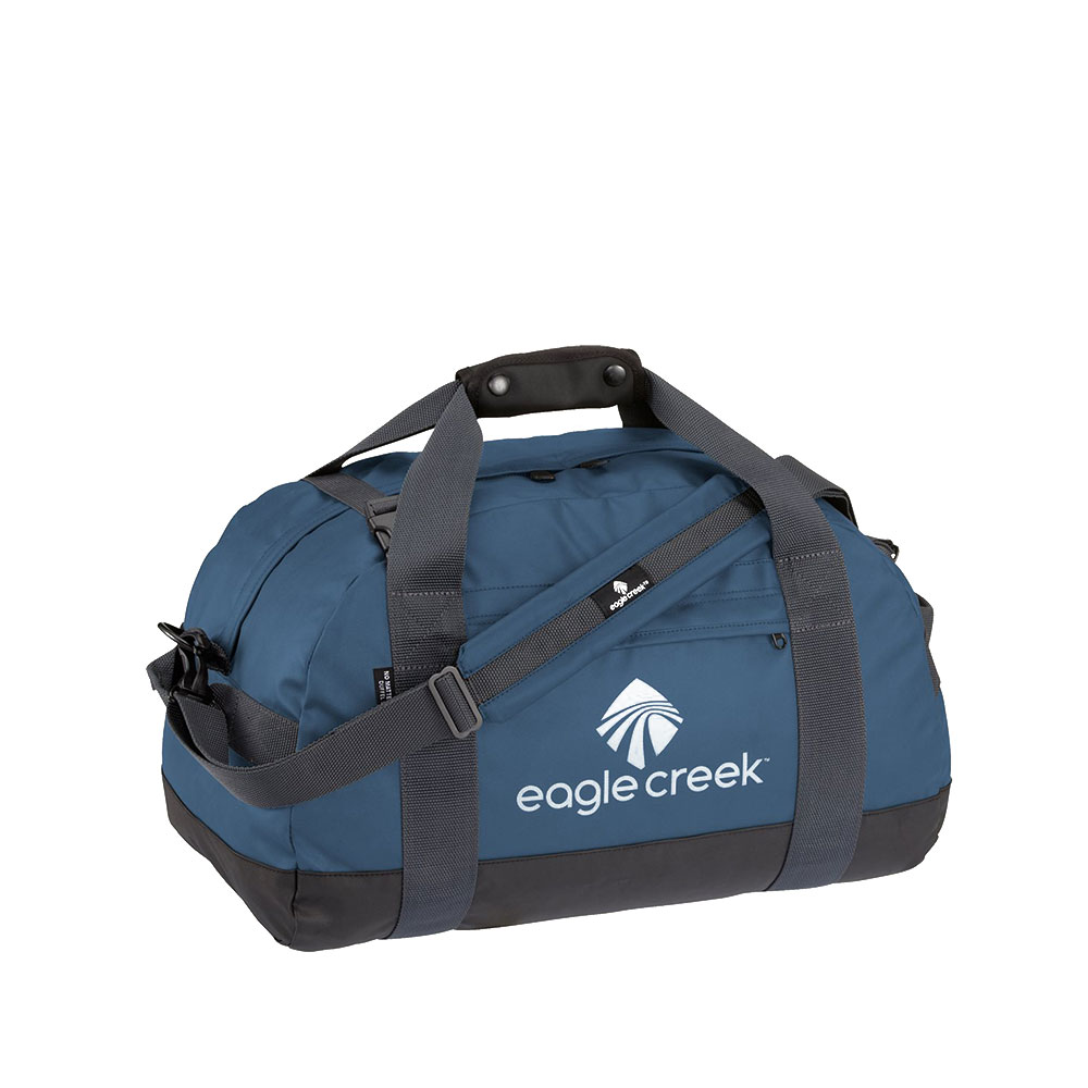 Eagle Creek No Matter What Duffel Small Slate Blue <br/>€ 79.95 <br/> <a href='http://tc.tradetracker.net/?c=10737&m=395139&a=107398&u=http%3A%2F%2Fwww.bagageonline.nl%2Feagle-creek-no-matter-what-duffel-small-slate-blue.html%3Futm_campaign%3Dfeed' target='_blank'>Bestellen</a>
