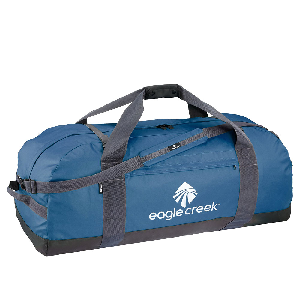 Eagle Creek No Matter What Duffel XLarge Slate Blue <br/>€ 109.95 <br/> <a href='http://tc.tradetracker.net/?c=10737&m=395139&a=107398&u=http%3A%2F%2Fwww.bagageonline.nl%2Feagle-creek-no-matter-what-duffel-xlarge-slate-blue.html%3Futm_campaign%3Dfeed' target='_blank'>Bestellen</a>