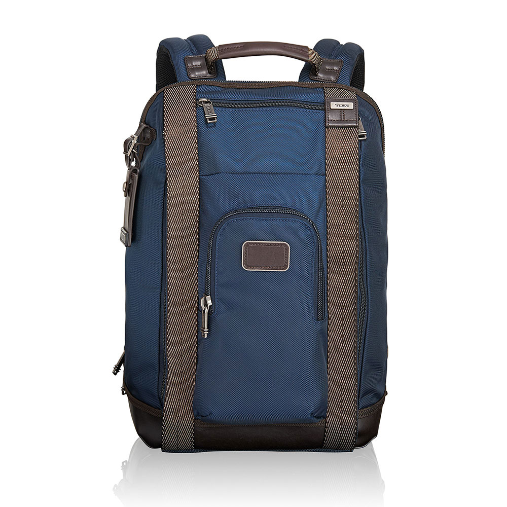 Tumi Alpha Bravo Edwards Rugzak Navy 2