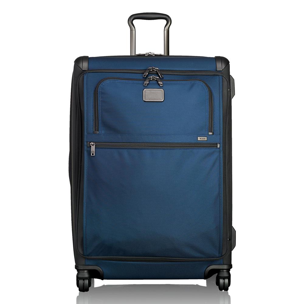 Tumi Alpha 2 Travel Front Lid Medium Trip Packing Case Navy/Black <br/>€ 965.00 <br/> <a href='http://tc.tradetracker.net/?c=10737&m=395139&a=107398&u=http%3A%2F%2Fwww.bagageonline.nl%2Ftumi-alpha-2-travel-front-lid-medium-trip-packing-case-navy-black.html%3Futm_campaign%3Dfeed' target='_blank'>Bestellen</a>