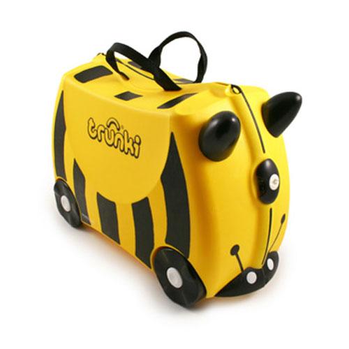 Trunki Ride-On Kinderkoffer Bernard de Bij