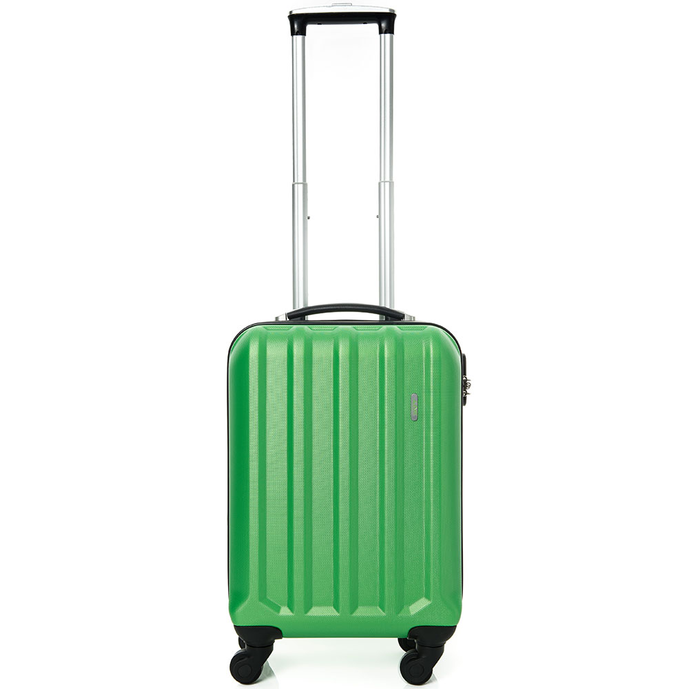 Line Fuse Handbagage 4 Wheel Spinner Apple Green