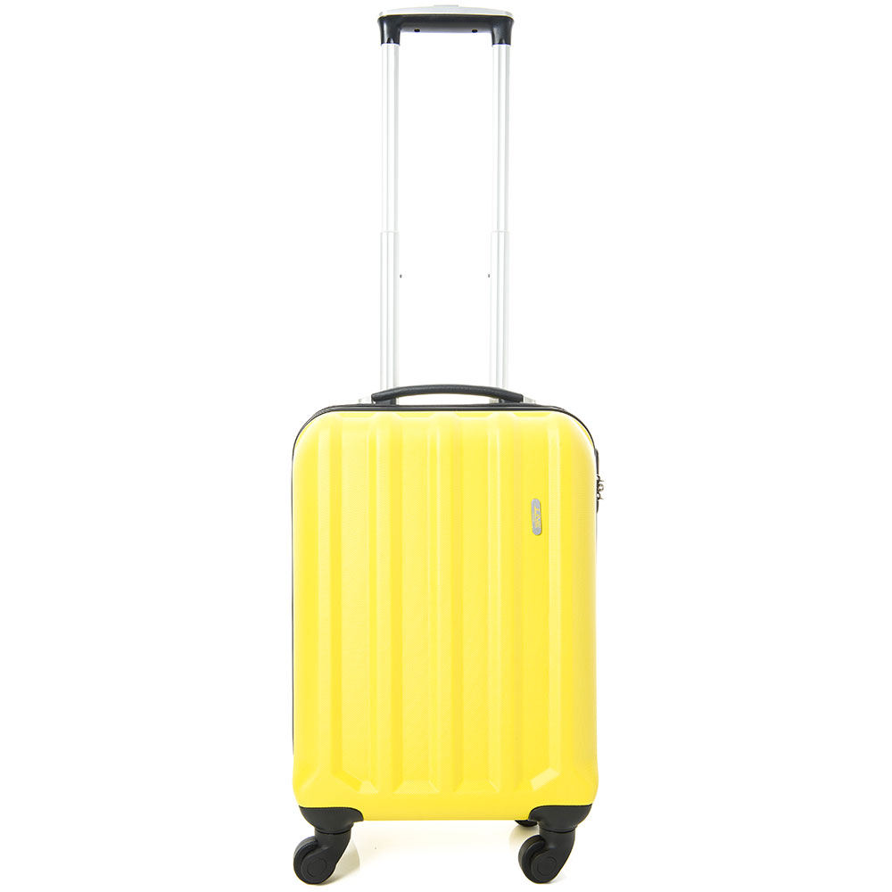 Line Fuse Handbagage 4 Wheel Spinner Yellow