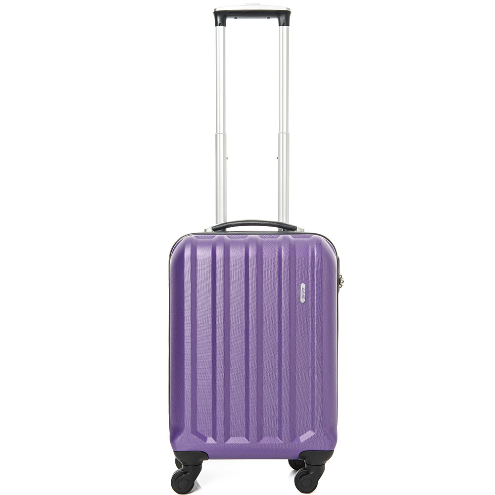Line Fuse Handbagage 4 Wheel Spinner Purple