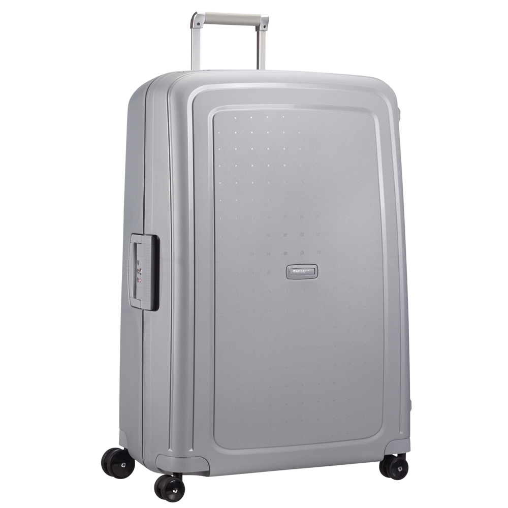 Samsonite S'Cure Spinner 81 Silver