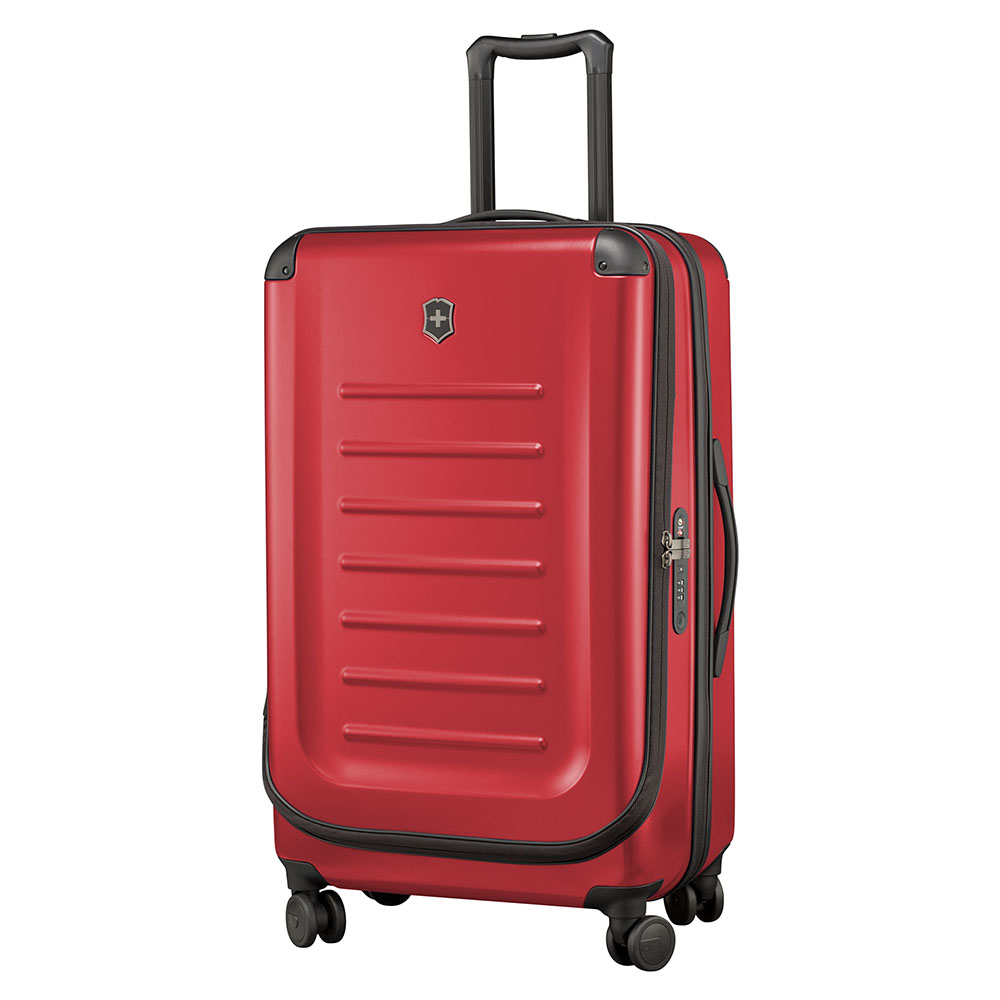 Victorinox Spectra 2.0 Expandable Large Trolley 78 Red <br/>€ 489.00 <br/> <a href='http://tc.tradetracker.net/?c=10737&m=395139&a=107398&u=http%3A%2F%2Fwww.bagageonline.nl%2Fvictorinox-spectra-2-0-expandable-large-trolley-78-red.html%3Futm_campaign%3Dfeed' target='_blank'>Bestellen</a>