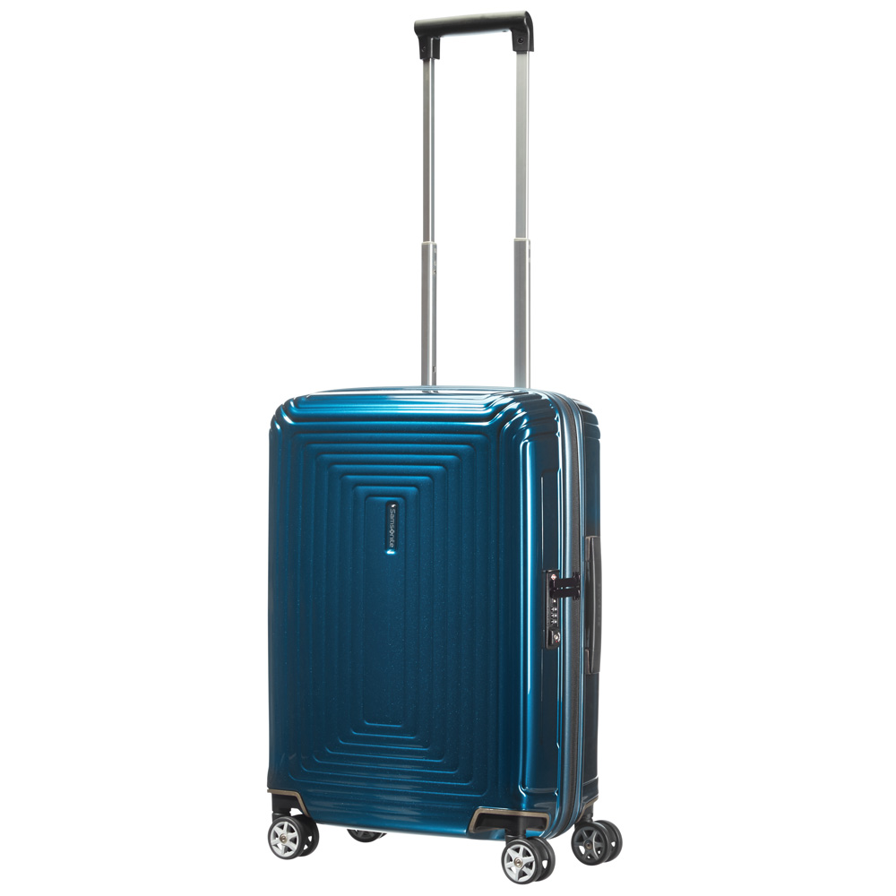 Samsonite Neopulse Spinner 55 Metallic Blue