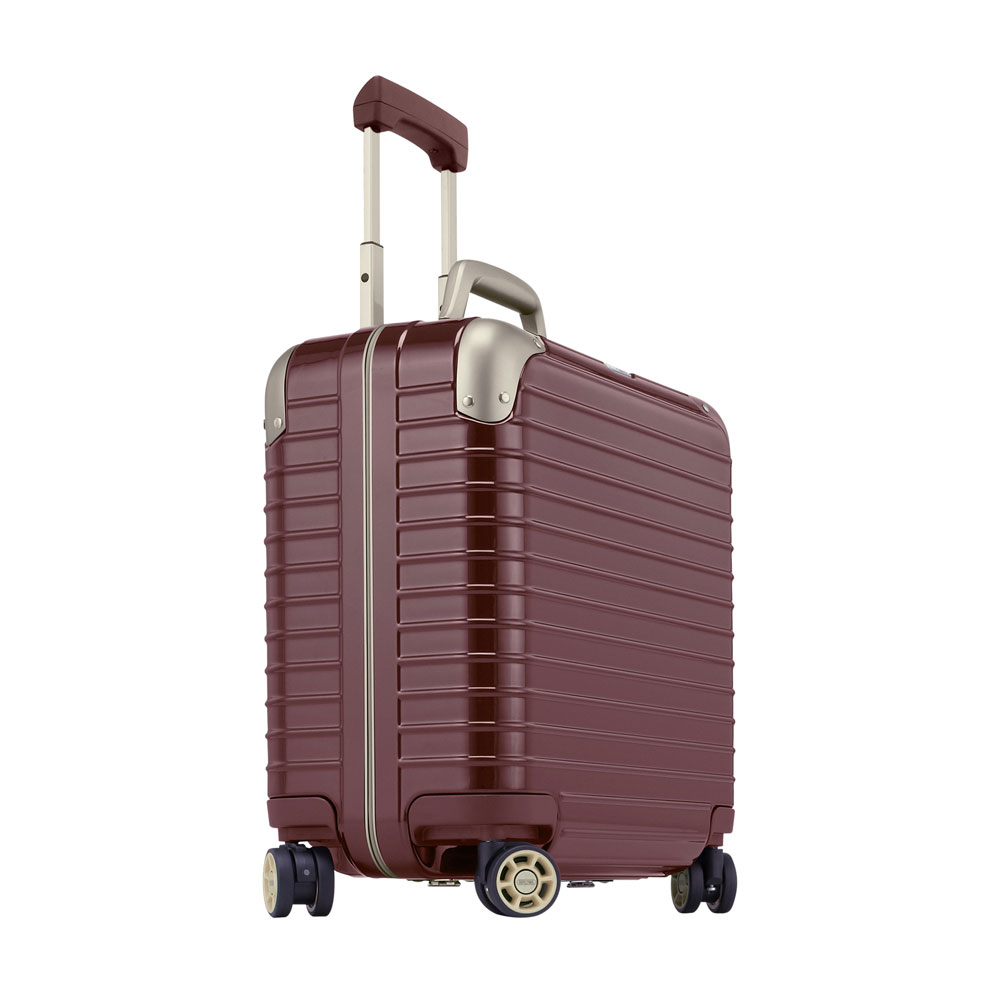 Rimowa Limbo Business Trolley Multiwheel Carmona Red