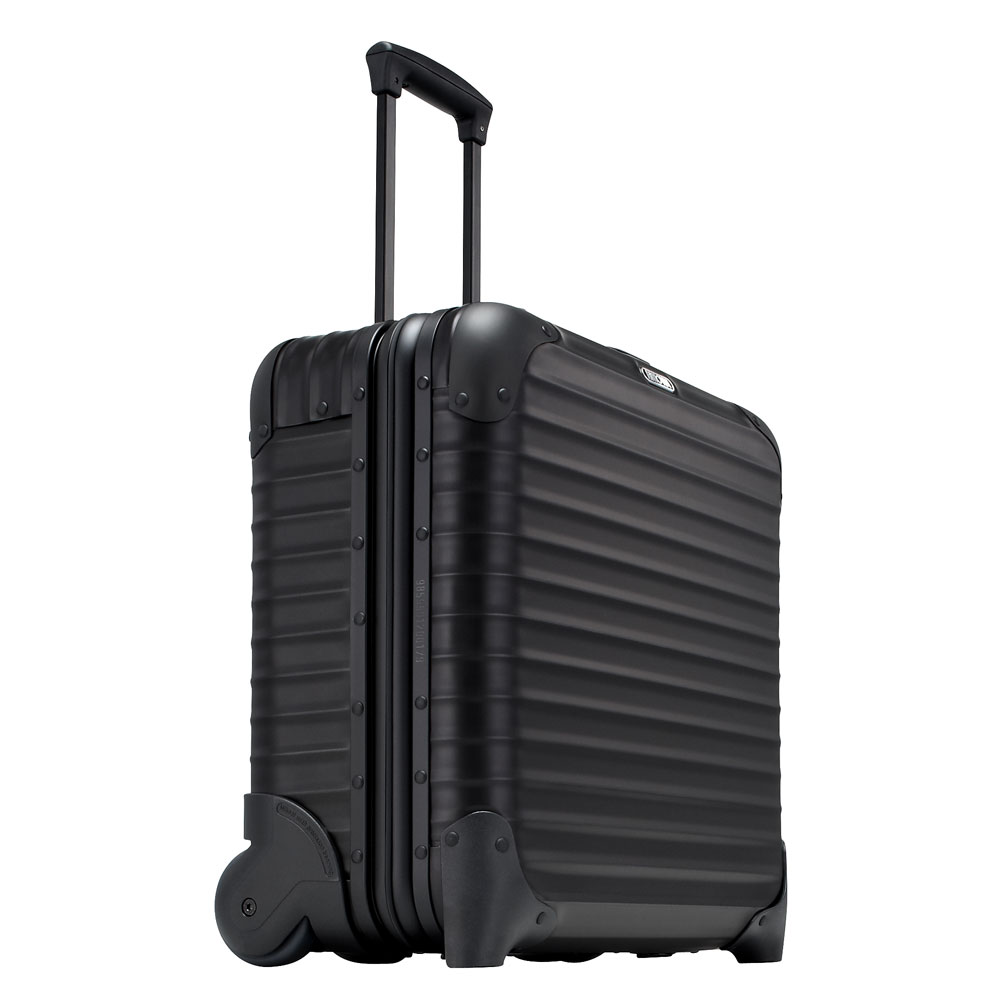 Rimowa Topas Stealth Business Trolley Black