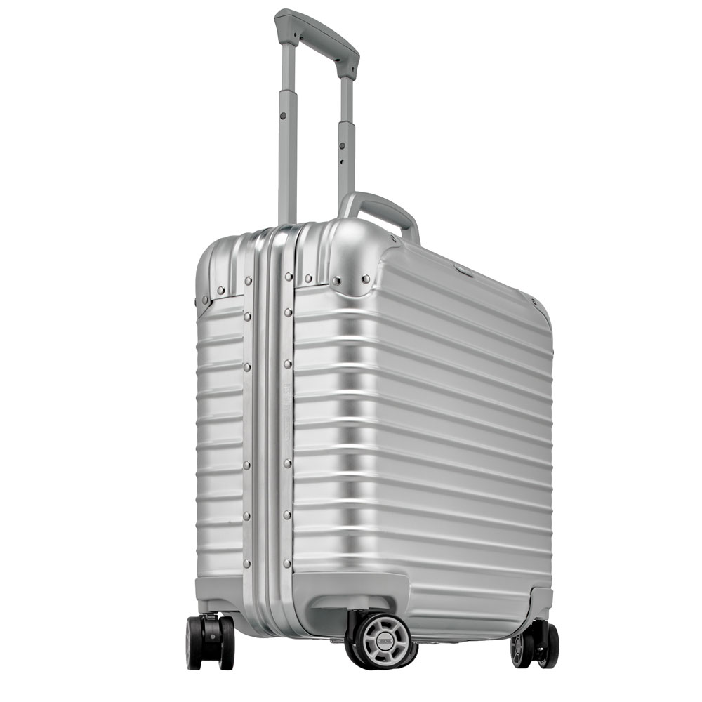 Rimowa Topas Business Trolley Multiwheel Aluminium