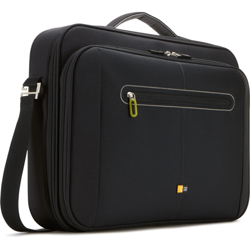"Case Logic PNC218 18"" Laptop Briefcase Black"