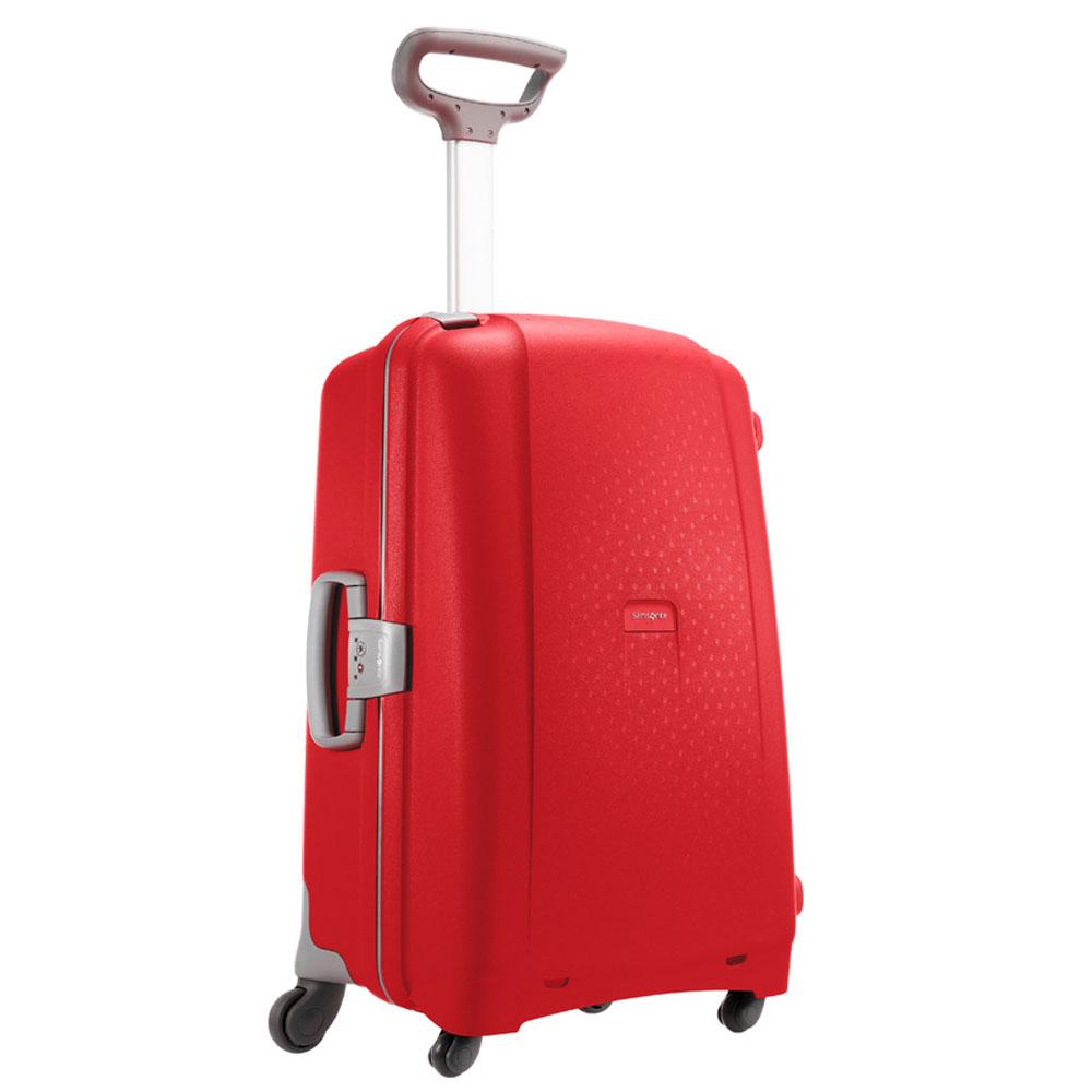 Samsonite Aeris Trolley 68 Red