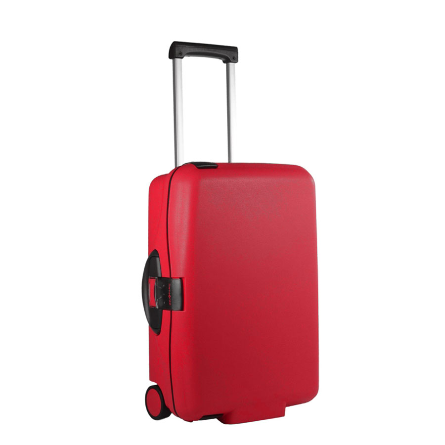 Samsonite Cabin Collection Upright 55 Crimson Red