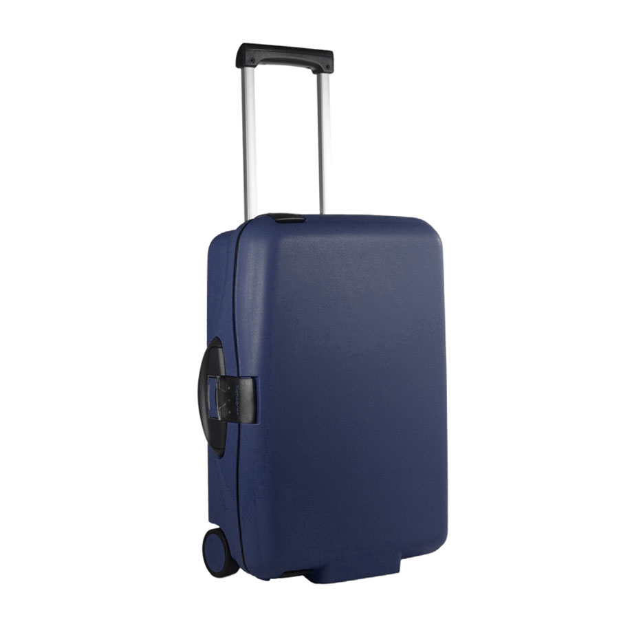 Samsonite Cabin Collection Upright 55 Dark Blue