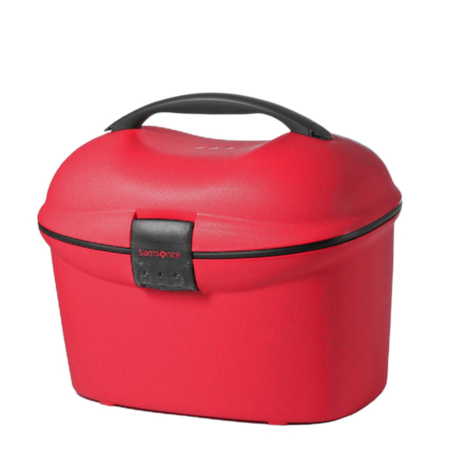 Samsonite PP Beautycase Crimson Red