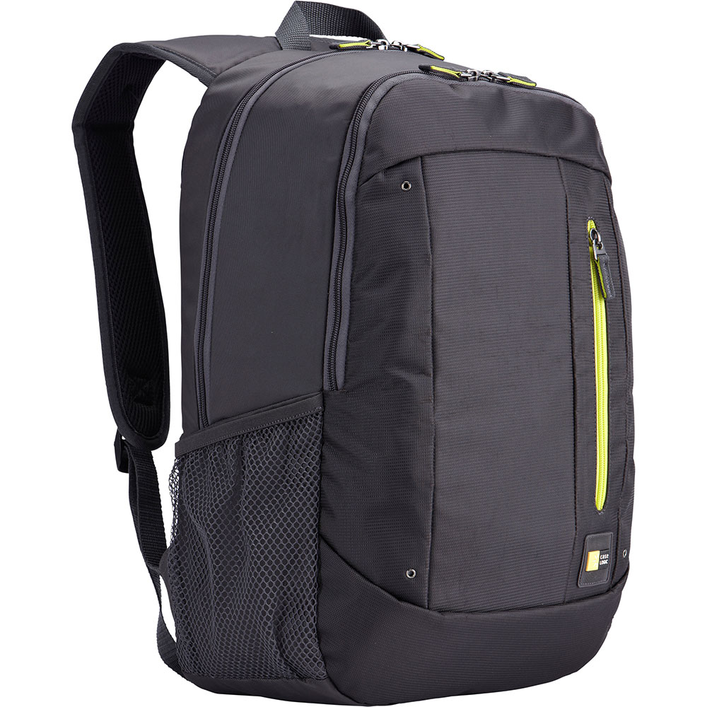 "Case Logic WMBP-115 15.6"" Jaunt Laptop Backpack Anthracite"