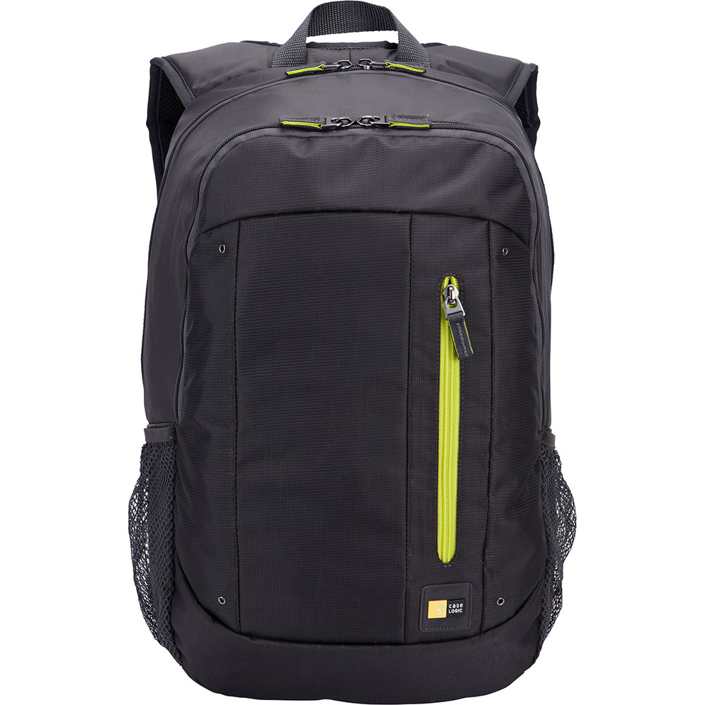 Case Logic notebook backpack nylon grijs 15,6