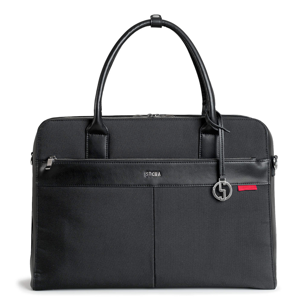 Socha Businessbag Casual 15-17.3 Black