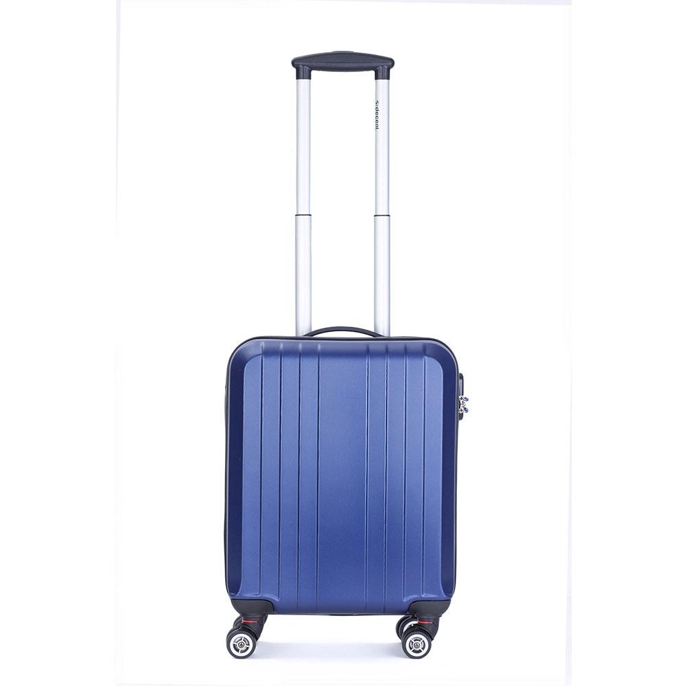 Decent Tobi Handbagage Koffer 55 Donker Blauw