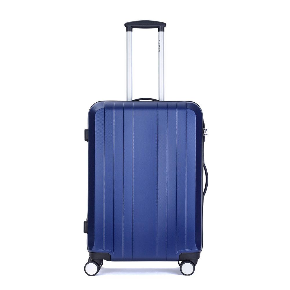 Decent Tobi Spinner Koffer 72 Donker Blauw