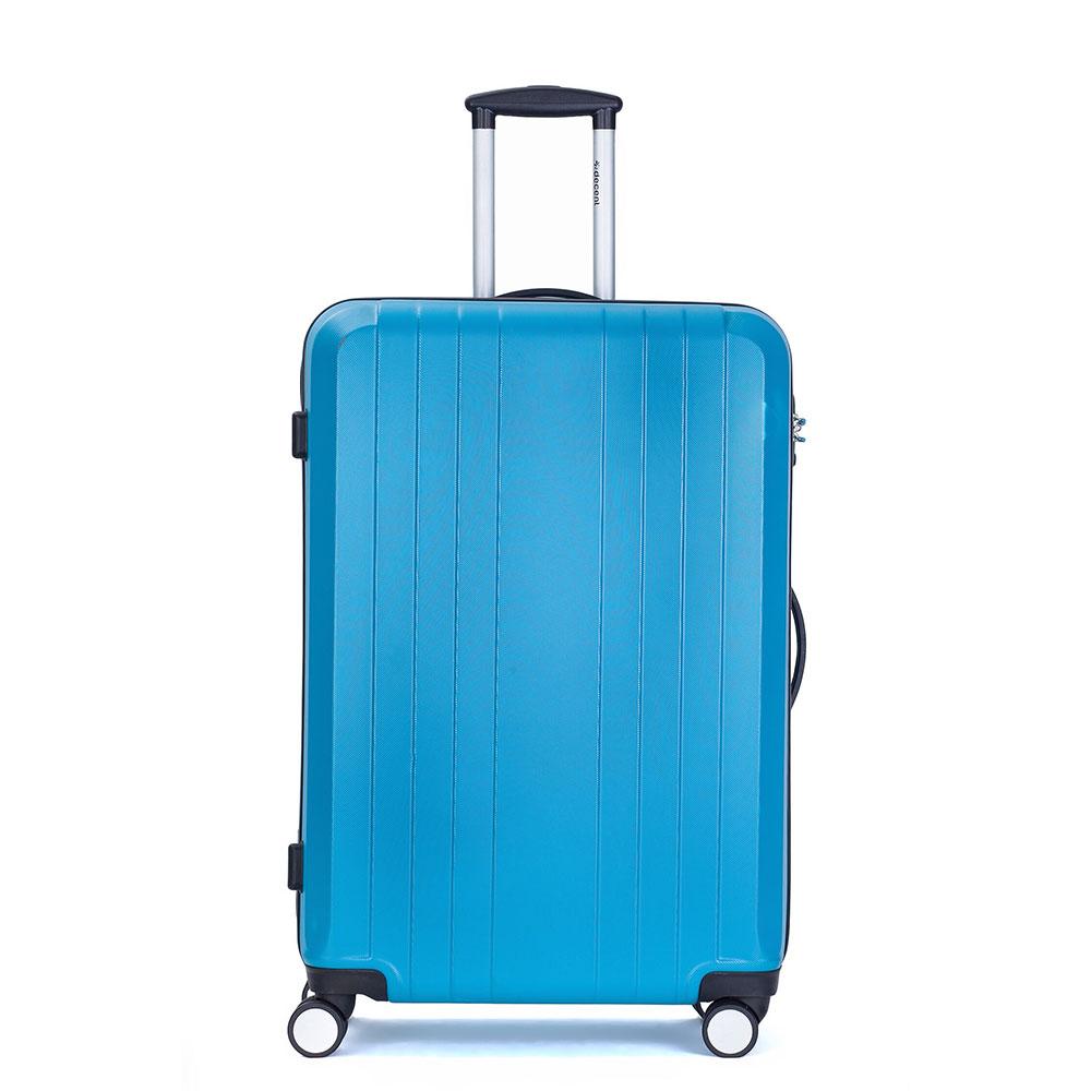 Decent Tobi Spinner Koffer 82 Turquoise