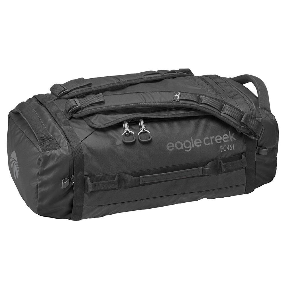 Eagle Creek Cargo Hauler Reistas Duffel 45L/ S Black <br/>€ 99.95 <br/> <a href='http://tc.tradetracker.net/?c=10737&m=395139&a=107398&u=http%3A%2F%2Fwww.bagageonline.nl%2Feagle-creek-cargo-hauler-reistas-duffel-45l-s-black.html%3Futm_campaign%3Dfeed' target='_blank'>Bestellen</a>
