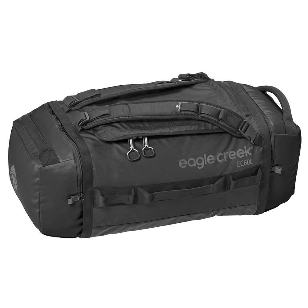 Eagle Creek Cargo Hauler Reistas Duffel 60L/ M Black <br/>€ 109.95 <br/> <a href='http://tc.tradetracker.net/?c=10737&m=395139&a=107398&u=http%3A%2F%2Fwww.bagageonline.nl%2Feagle-creek-cargo-hauler-reistas-duffel-60l-m-black.html%3Futm_campaign%3Dfeed' target='_blank'>Bestellen</a>
