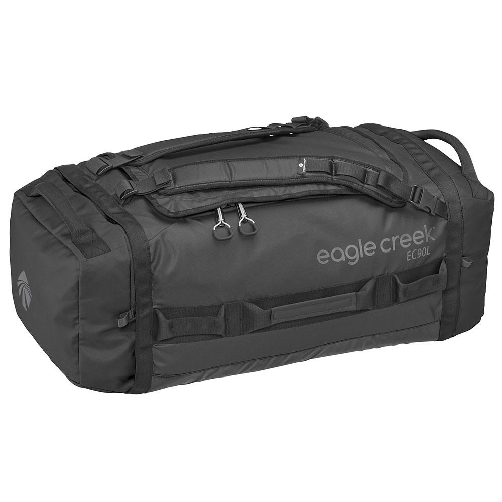 Eagle Creek Cargo Hauler Reistas Duffel 90L/ L Black <br/>€ 129.95 <br/> <a href='http://tc.tradetracker.net/?c=10737&m=395139&a=107398&u=http%3A%2F%2Fwww.bagageonline.nl%2Feagle-creek-cargo-hauler-reistas-duffel-90l-l-black.html%3Futm_campaign%3Dfeed' target='_blank'>Bestellen</a>