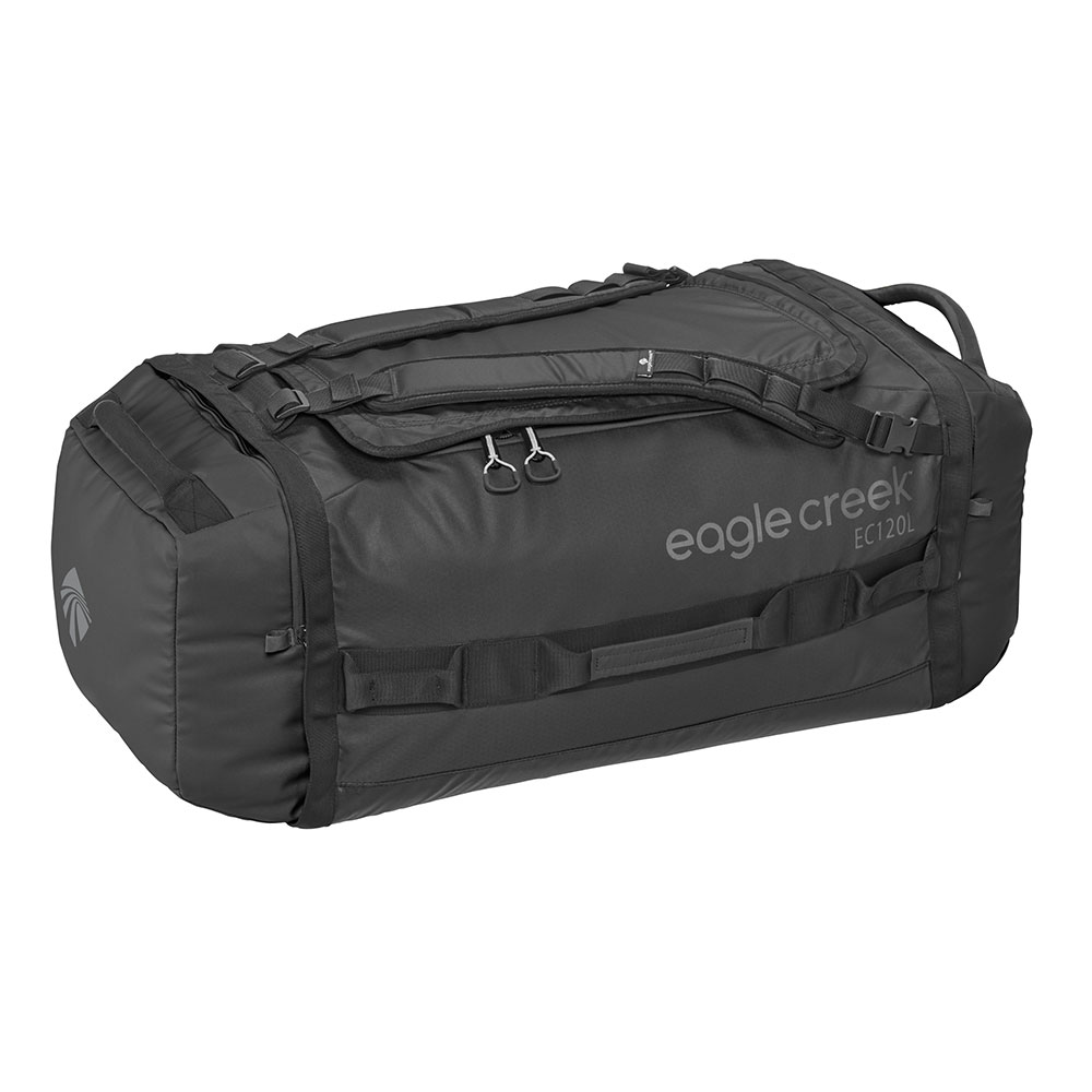 Eagle Creek Cargo Hauler Reistas Duffel 120L/ XL Black <br/>€ 139.95 <br/> <a href='http://tc.tradetracker.net/?c=10737&m=395139&a=107398&u=http%3A%2F%2Fwww.bagageonline.nl%2Feagle-creek-cargo-hauler-reistas-duffel-120l-xl-black.html%3Futm_campaign%3Dfeed' target='_blank'>Bestellen</a>