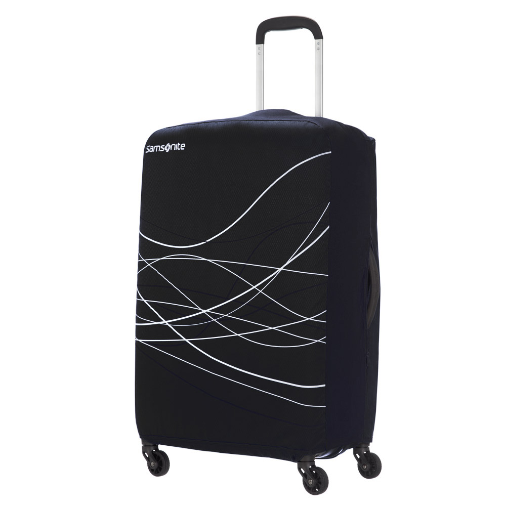 Samsonite Travel Accessoires Opvouwbare Kofferhoes M Black <br/>€ 29.00 <br/> <a href='http://tc.tradetracker.net/?c=10737&m=395139&a=107398&u=http%3A%2F%2Fwww.bagageonline.nl%2Fsamsonite-travel-accessoires-opvouwbare-kofferhoes-m-black.html%3Futm_campaign%3Dfeed' target='_blank'>Bestellen</a>