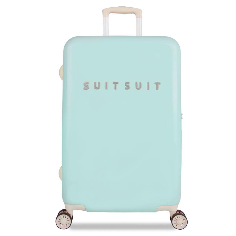 SuitSuit Fabulous Fifties Spinner 67 Luminous Mint <br/>€ 139.00 <br/> <a href='http://tc.tradetracker.net/?c=10737&m=395139&a=107398&u=http%3A%2F%2Fwww.bagageonline.nl%2Fsuitsuit-fabulous-fifties-spinner-67-luminous-mint.html%3Futm_campaign%3Dfeed' target='_blank'>Bestellen</a>