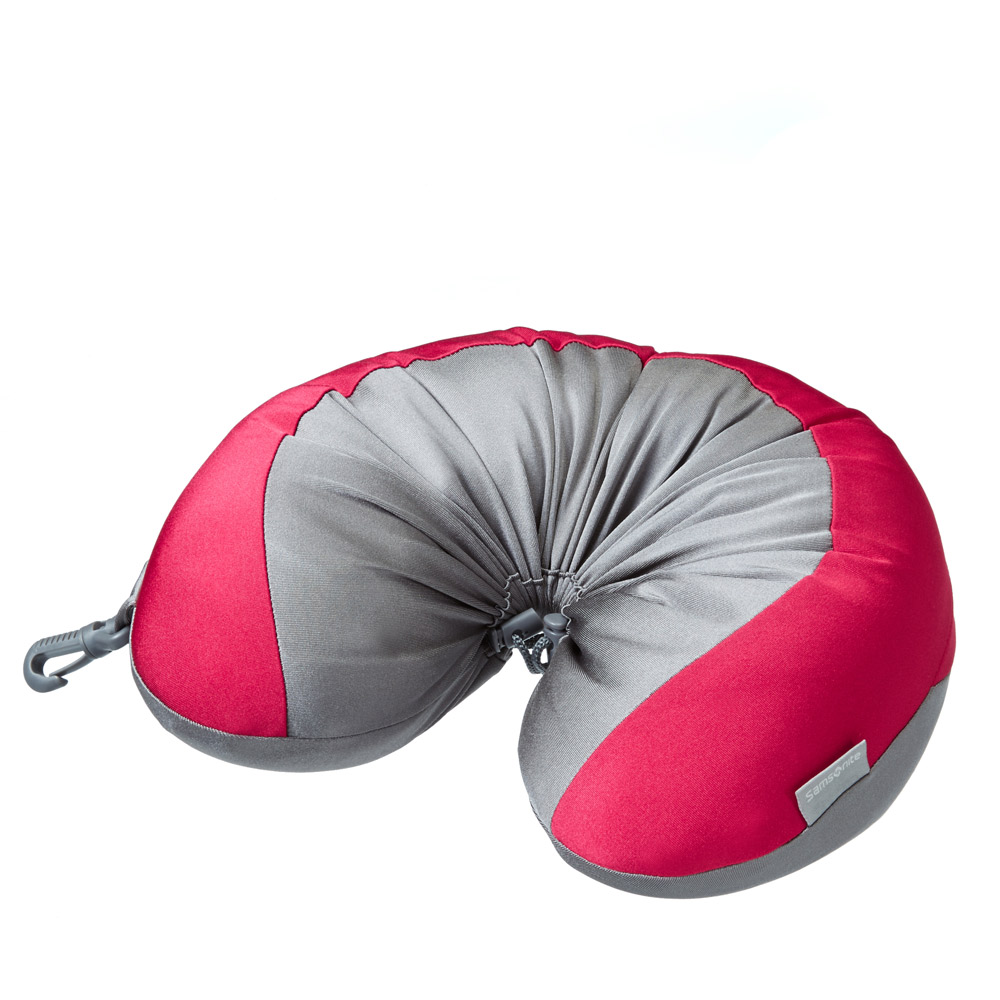 Samsonite Travel Accessory Convertible Travel Pillow Red/ Graphite