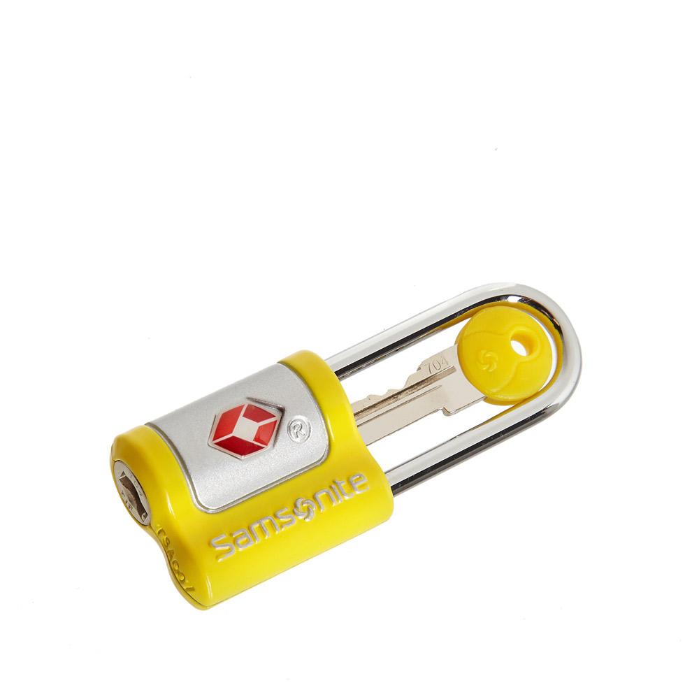 Samsonite Travel Accessoires Us Air Travel Key Lock (2) Yellow