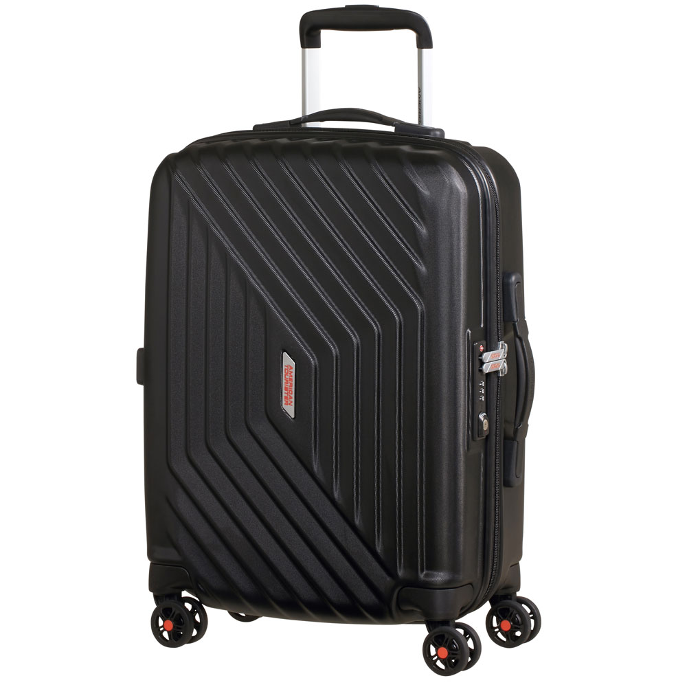 American Tourister Air Force 1 Spinner 55 Galaxy Black