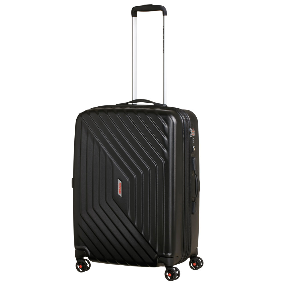 American Tourister Air Force 1 Spinner 66 Exp Galaxy Black