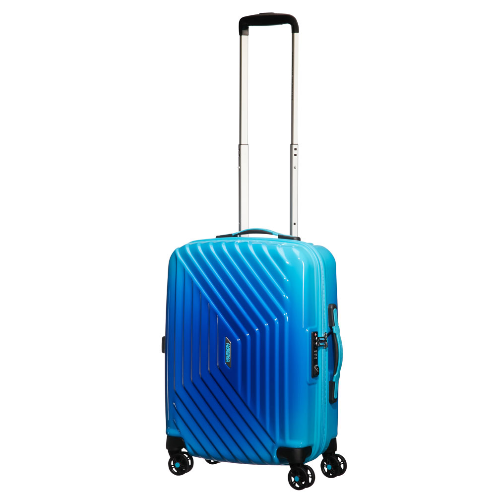 American Tourister Air Force 1 Spinner 55 Gradient Blue