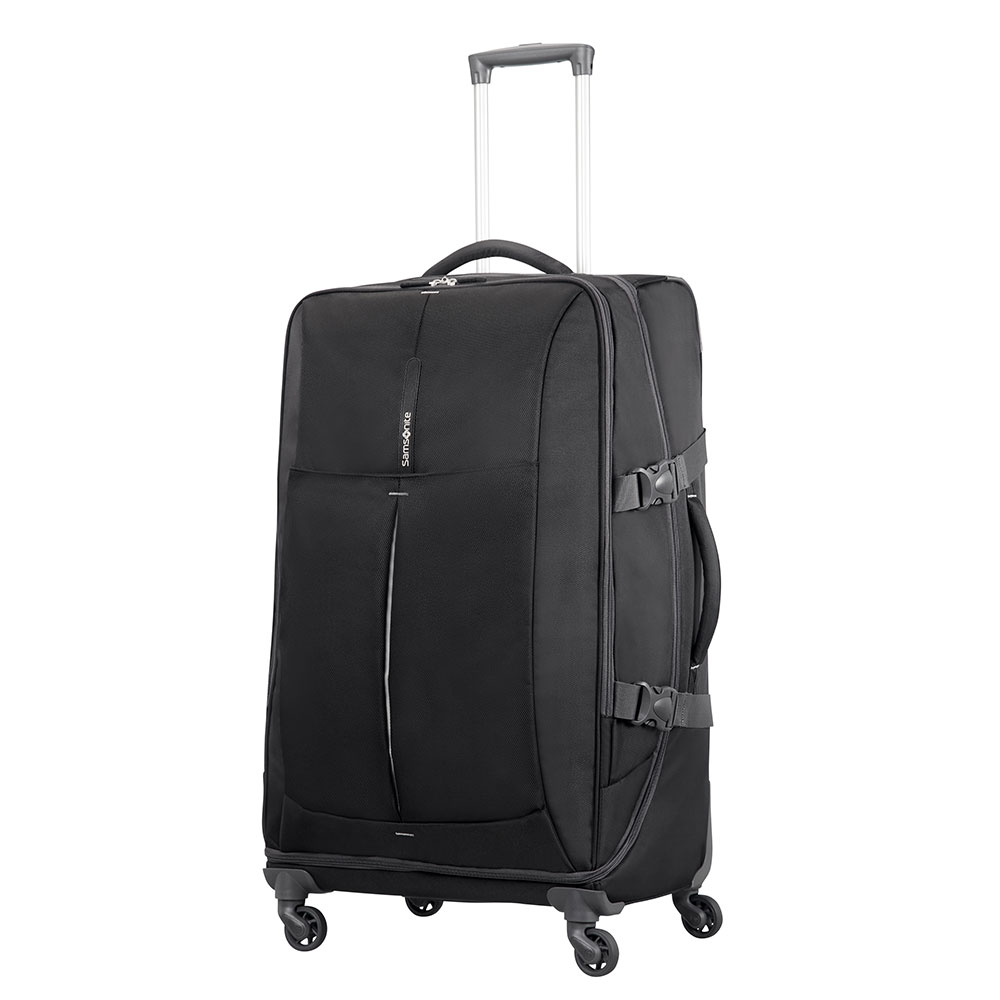 Samsonite 4Mation Spinner Duffle 77 Black/Silver