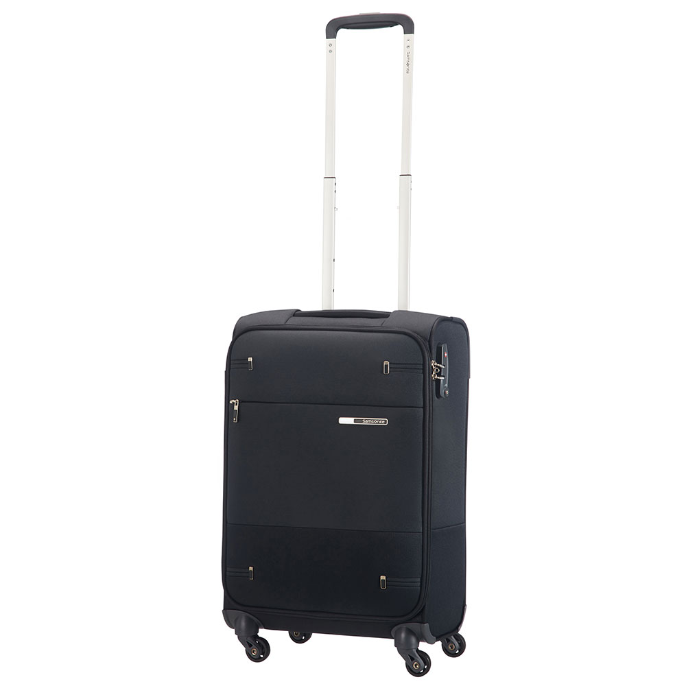Samsonite Base Boost Spinner 55 Length 35 Black