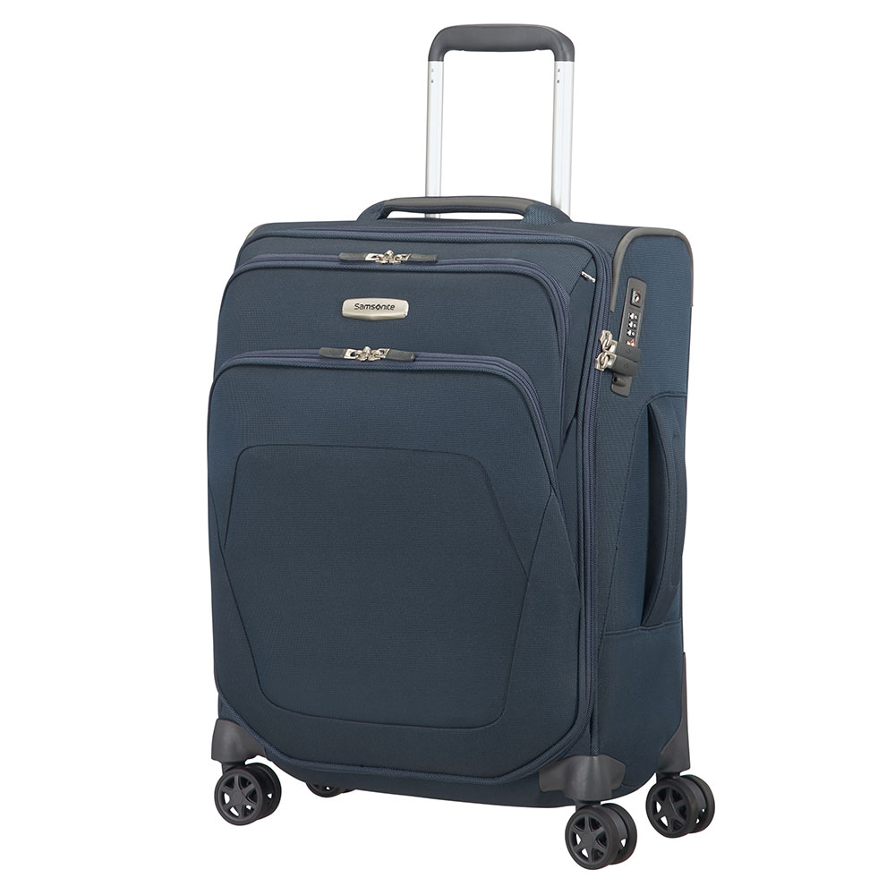 Samsonite Spark SNG Spinner 55 Length 40 Blue <br/>€ 169.00 <br/> <a href='http://tc.tradetracker.net/?c=10737&m=395139&a=107398&u=http%3A%2F%2Fwww.bagageonline.nl%2Fsamsonite-spark-sng-spinner-55-length-40-blue.html%3Futm_campaign%3Dfeed' target='_blank'>Bestellen</a>