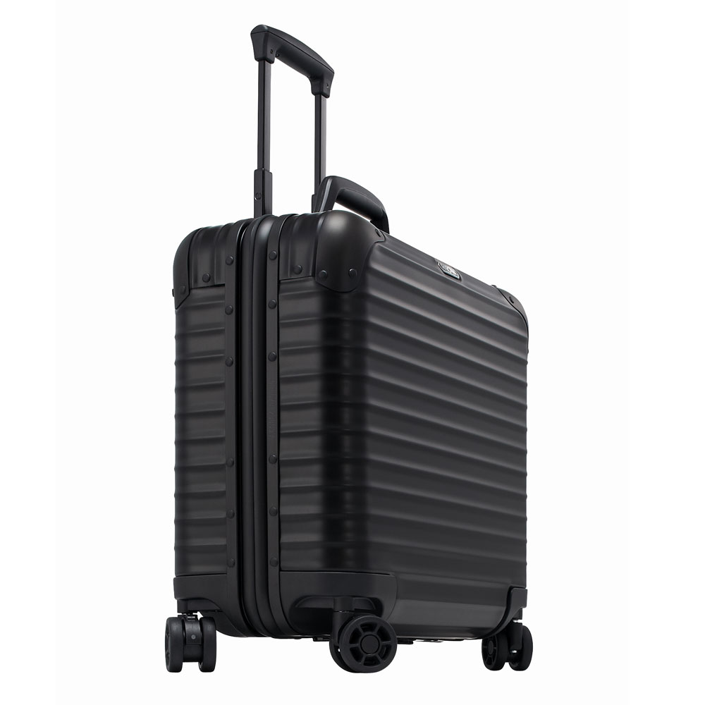 Rimowa Topas Stealth Business Trolley Multiwheel Black