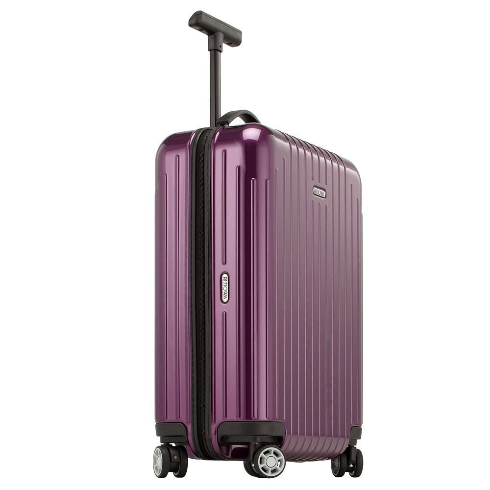 Rimowa Salsa Air Cabin Trolley Multiwheel 55 IATA Ultralight Violet