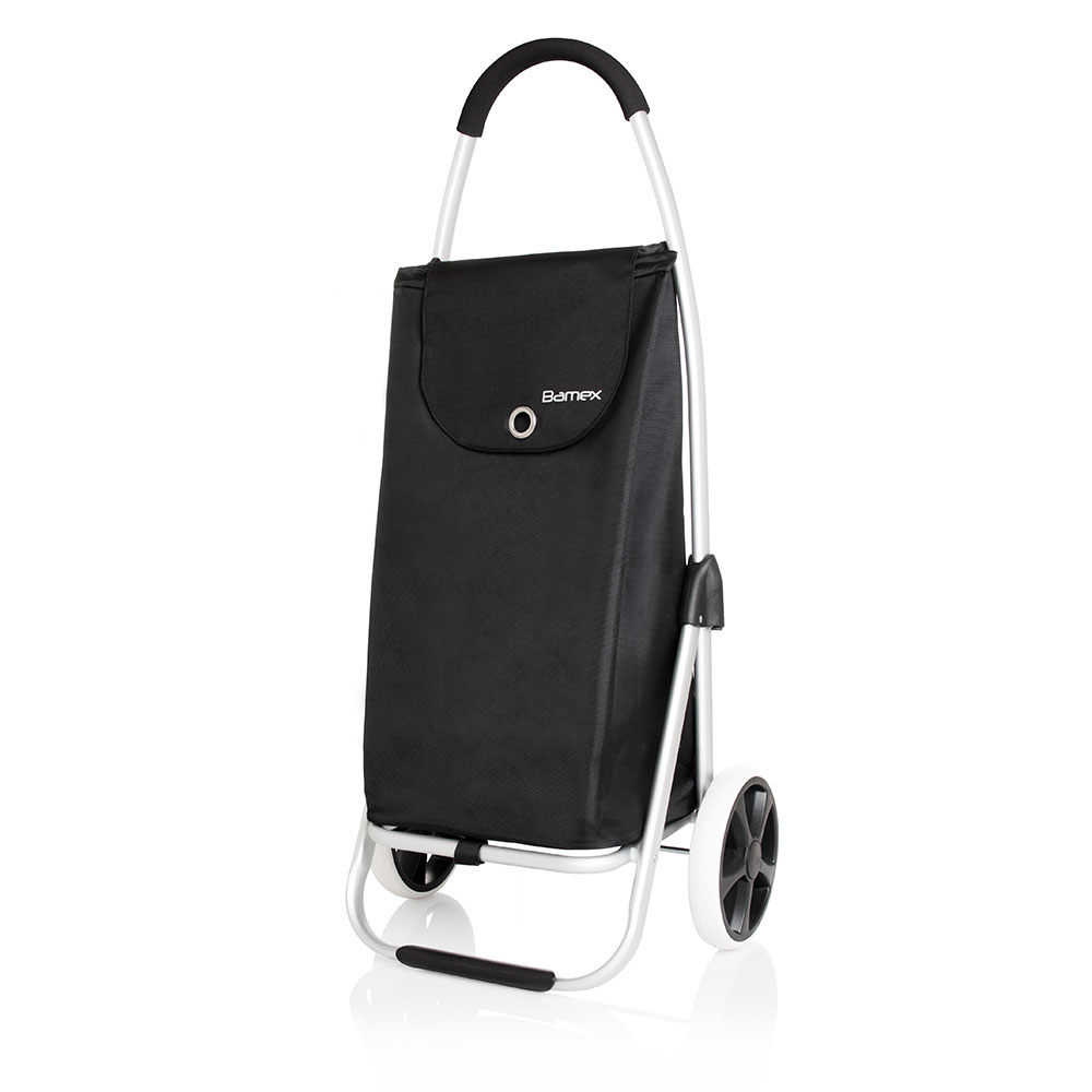 Bamex Shopping Trolley BX Black
