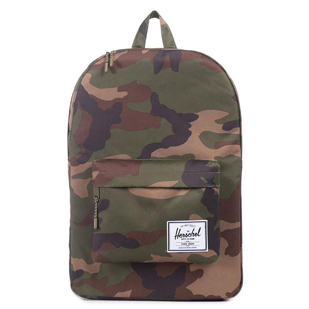 Herschel Supply Co. Schooltassen Classic Backpack Groen