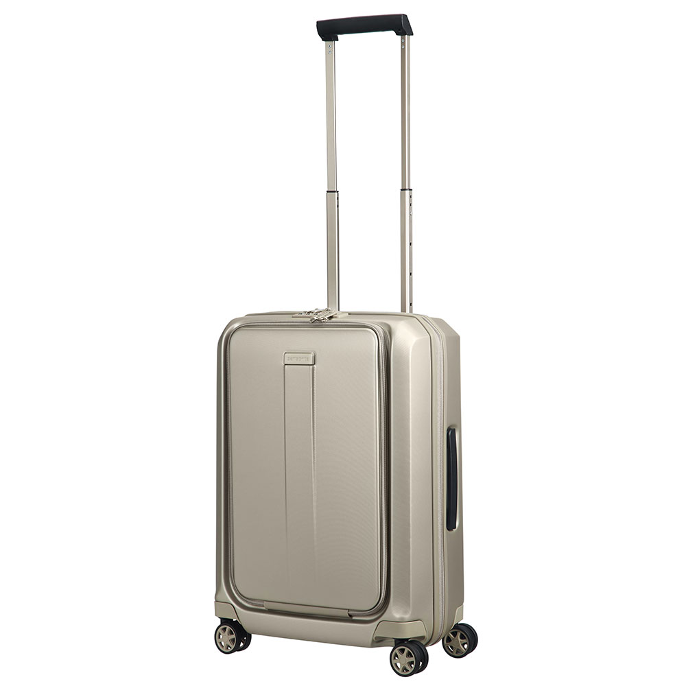 Samsonite Prodigy Spinner 55 Ivory Gold