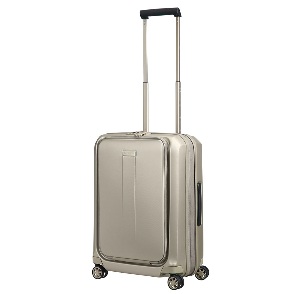 Samsonite Prodigy Spinner 55 Expandable Ivory Gold