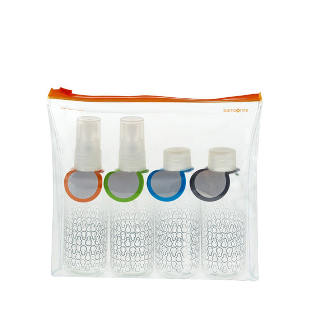 Samsonite C-O Toiletry Bottle Set