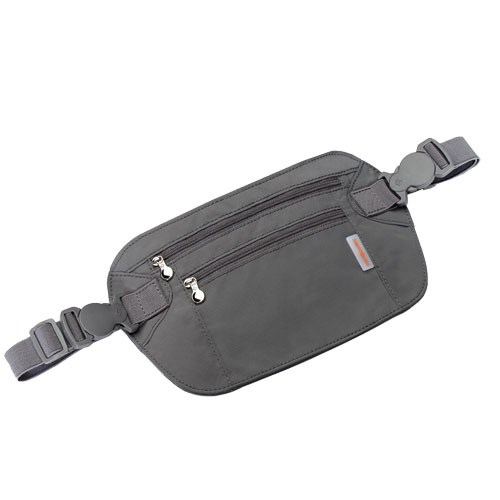 Samsonite Travel Accessoires 2Pocket Money Belt Graphite