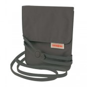 Samsonite Travel Accessoires Triple Pocket Nek Pouch Graphite