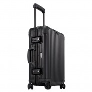 Rimowa Topas Stealth Cabin Trolley Multiwheel 55 Black